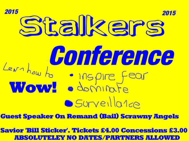 Stalkers Conference